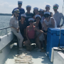 The Seydoux lab goes fishing!